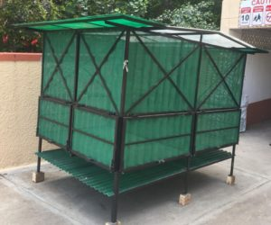 GHANA COMMUNITY COMPOSTER